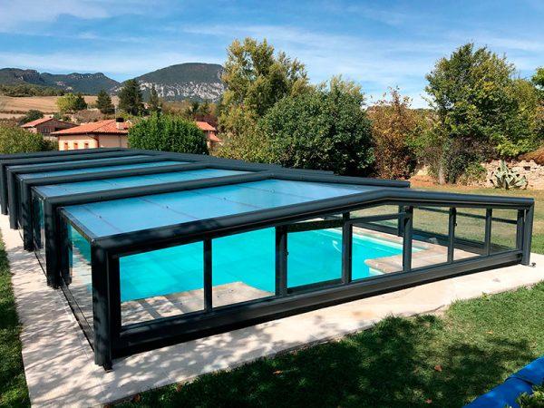 Ventajas que te proporciona una cubierta de piscina