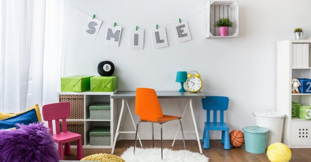 Claves para decorar una habitación infantil con éxito 1