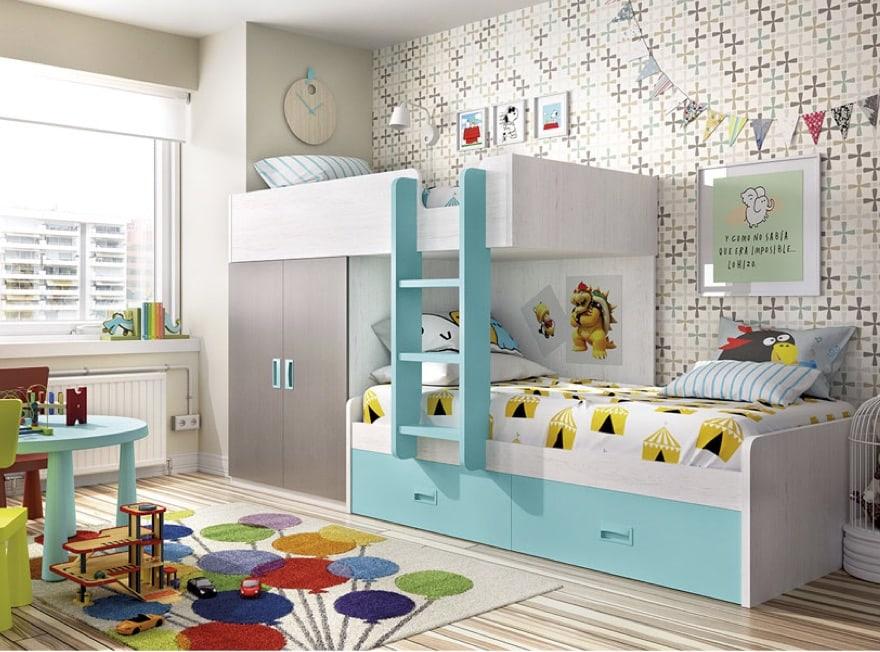 Claves para decorar una habitación infantil con éxito