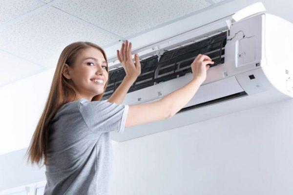 Encuentre la solución a los malos olores del aire acondicionado