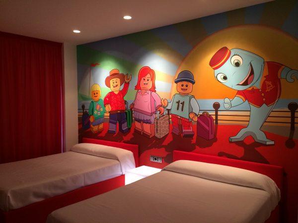 Las mejores habitaciones tematicas en Hoteles del mundo