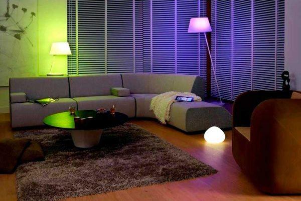 Las bombillas Hue llegan para revolucionar la iluminación