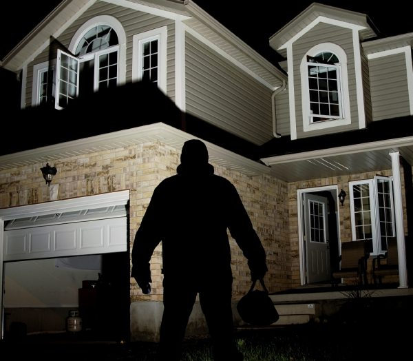 Proteger la casa contra robos