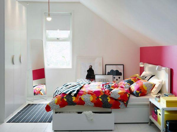 Claves para la decoración de dormitorios de matrimonio pequeños