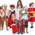 disfraces para navidad
