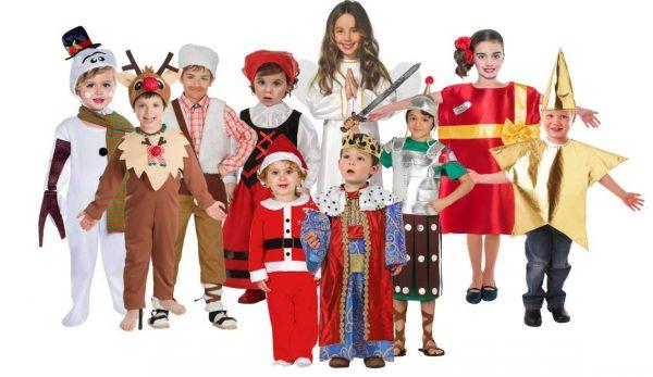 ¿Necesitas ideas para los regalos de Navidad? ¡Los disfraces son una buena opción!