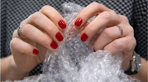 Usos alternativos para el plástico de burbujas