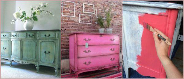 La Restauración y la compra de muebles nuevos, dos opciones en decoración