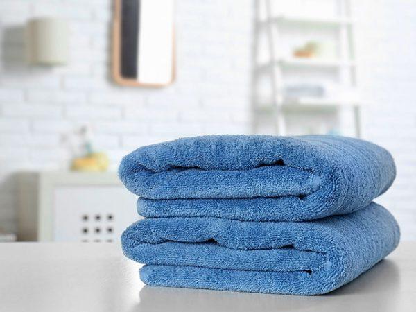 Cómo conseguir que tu toalla de baño dure más
