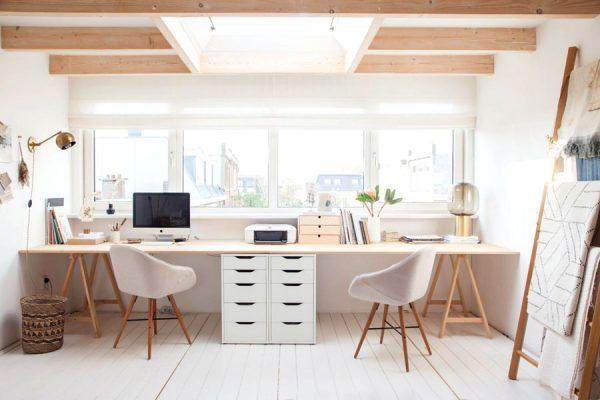 Los mejores profesionales, tienen un espacio para trabajar desde casa
