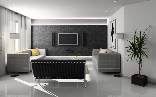 Decoración interior para casas pequeñas