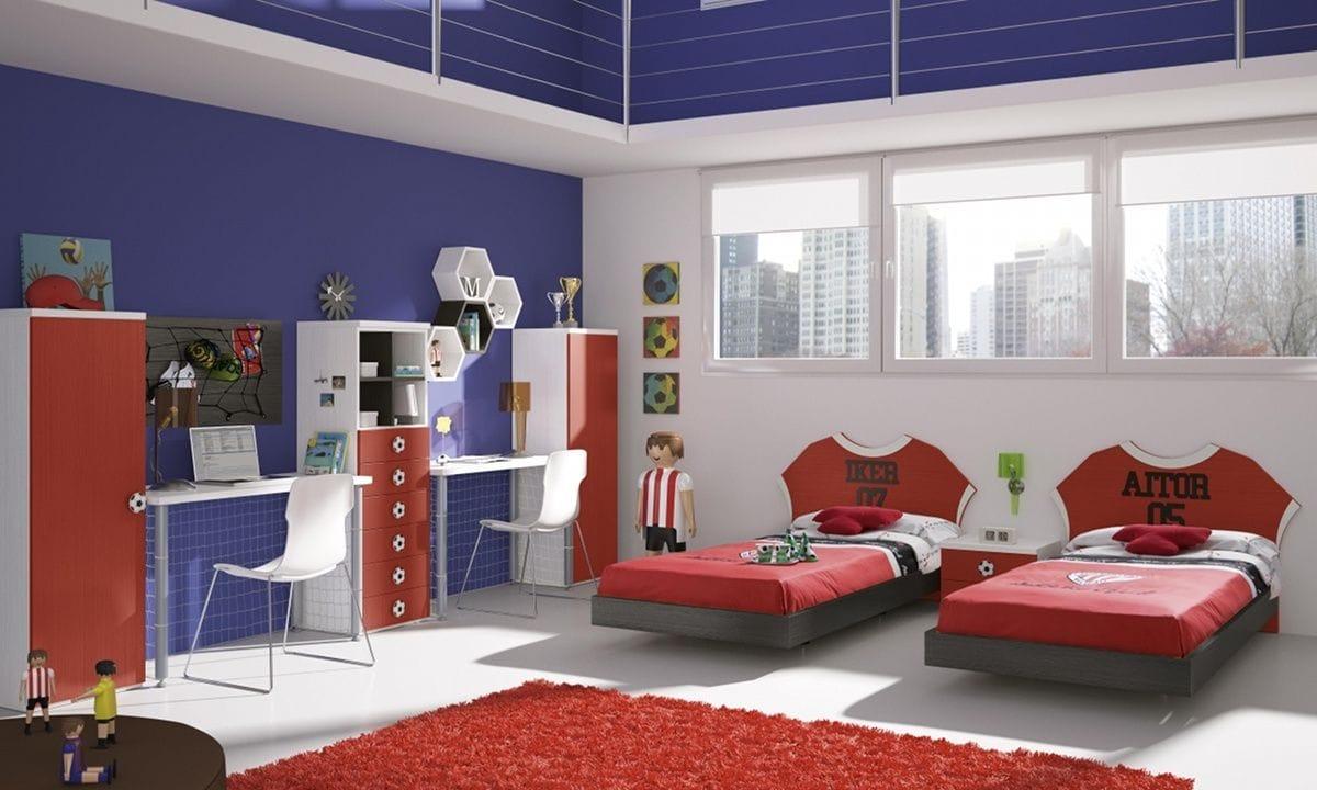 decorar habitaciones tematicas