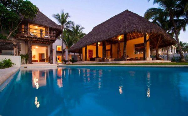 La casa tropical, proyecto de una casa
