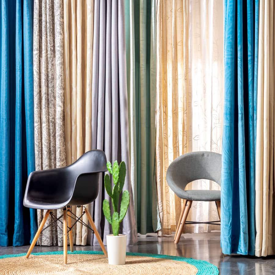 como elegir una cortina