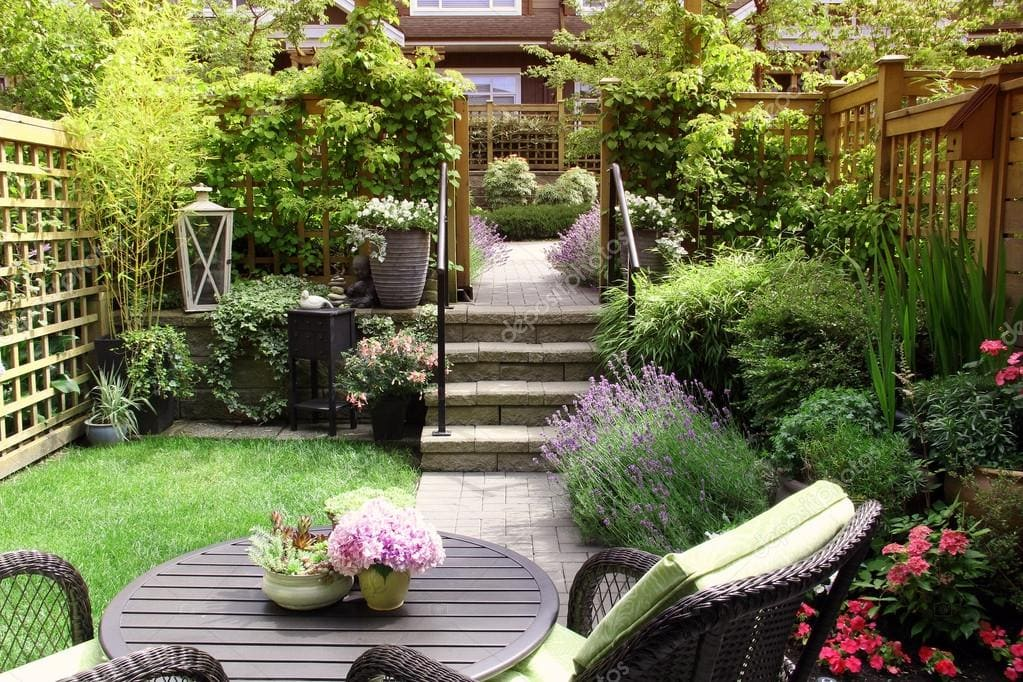 Consejos para el diseño de jardines 1