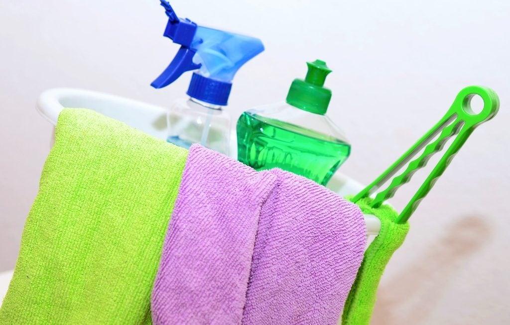 limpieza rápida