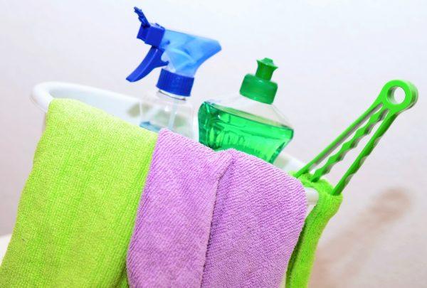 Tips de limpieza rápida de tu hogar