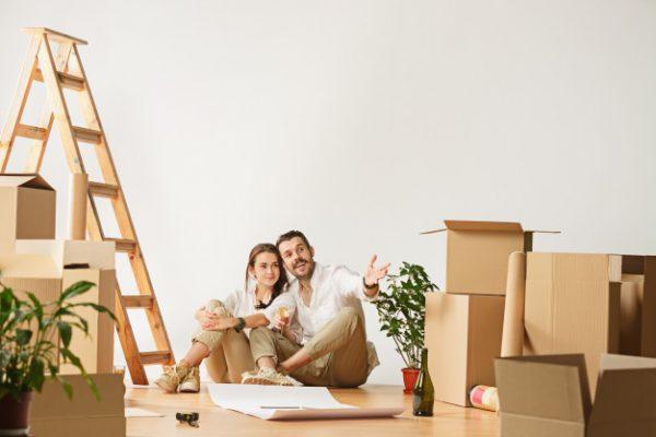 Mudarse a una vivienda nueva. Un cambio de aire tras la cuarentena