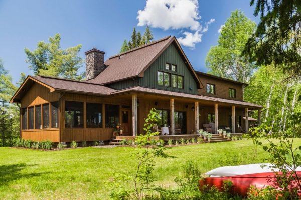 ¿Cómo decorar una casa rural?