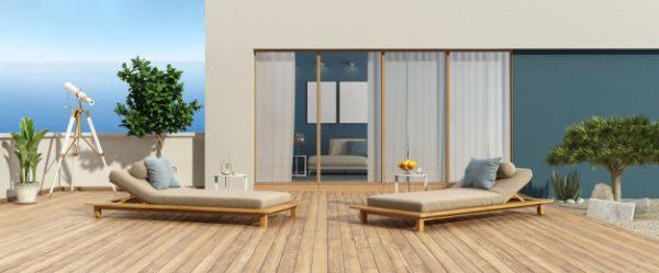 El suelo exterior de composite: la mejor opción para tu vivienda